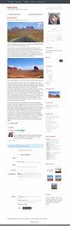Asevo Bootstrap Blog Skin